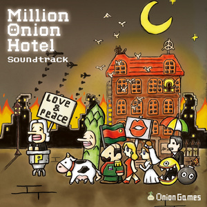 [Overseas]Million Onion Hotel Sound Track