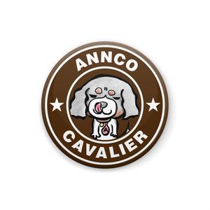 ANNCOさんのロゴバッジ