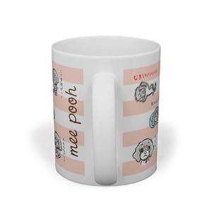 ANNCOさんのボーダーマグカップ
