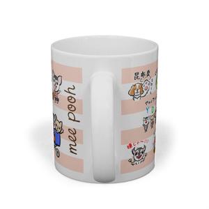 メルモちゃんたちのマグカップ