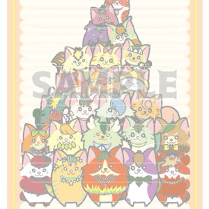 メモ帳 フルーツ猫①