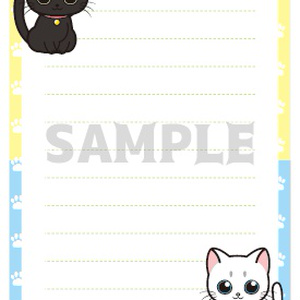 My Kitty短毛種 メモ帳