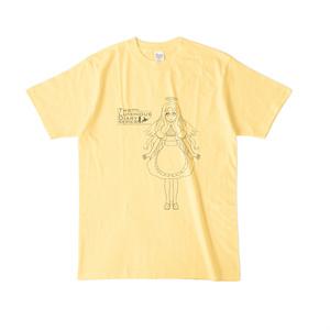 『ルミナスダイアリーシリーズ』キャラクター線画Tシャツ