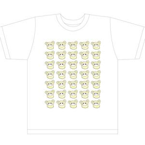 ぱぁだらけTシャツ(きいろ)