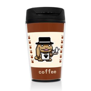 コーヒーウサギタンブラー
