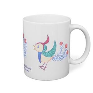家光鳳凰っぽいマグカップ