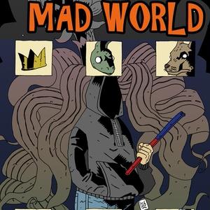 スウィートロッドの不思議な世界(Sweet Rod's MAD WOLRD)
