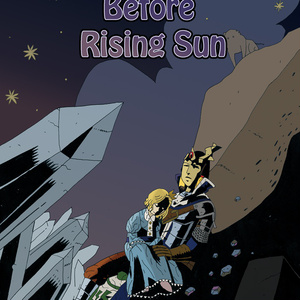The Bedtime Story Before  Rising Sun