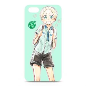 iPhone5ケース【ももたけ・小高くん】