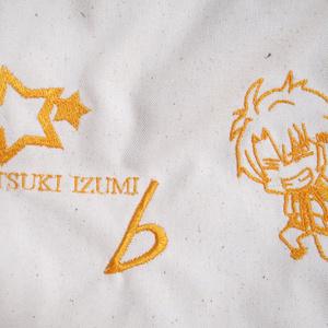【アイドリッシュセブン】和泉三月刺繍エコバッグ