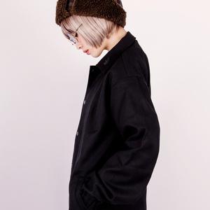 【12月8日再入荷】シロクマコーチジャケット