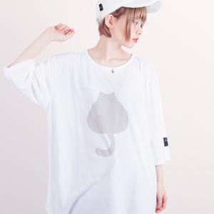 【再販開始】5分丈プリントカットソー【9月18日~】