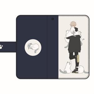 【再予約開始】iPhoneケース / 手帳型【8月末発送予定】