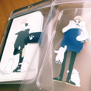 【NEW】iPhoneケース / クリアタイプ