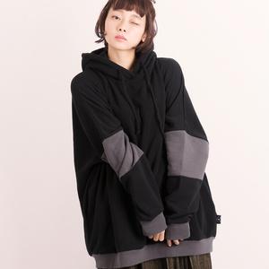 【予約】ビッグシルエットパーカー【12月上旬発送予定】