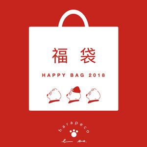 【再予約受付】HAPPY BAG 2018【2月末順次発送】