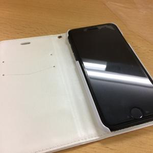 亀居城iPhone6/7手帳型ケース/マルチ手帳型スマホケース
