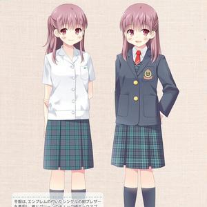 静岡県女子高校生制服図鑑2