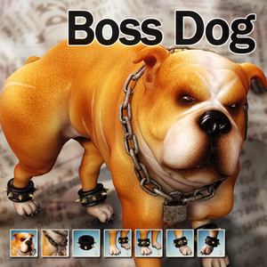 Boss Dog for CL-Bulldog