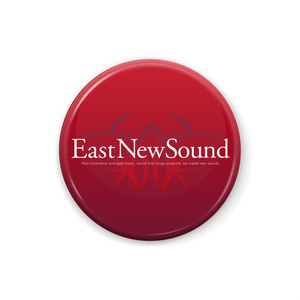 EastNewSound 缶バッジ