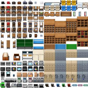 ゲーム製作用素材セット2