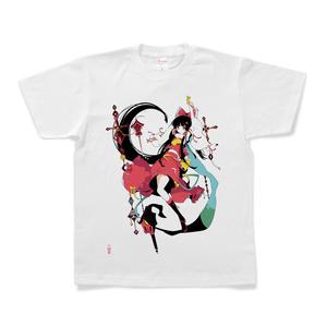 博麗霊夢Tシャツ