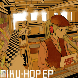 V.A. / MIKUHOP EP
