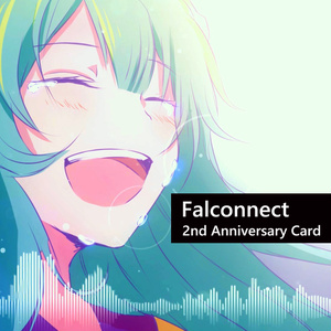 Falconnect 2nd Anniversary Card