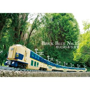 【レゴトレイン】Brick Blue No.15 形式585系写真集