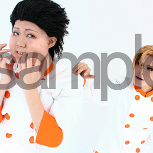 【物販】食戟のソーマブロマイドセット