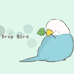 Drop Bird ポストカード3種セット