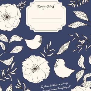Drop Bird オリジナルノート
