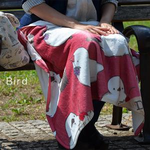 Drop Bird ブランケット