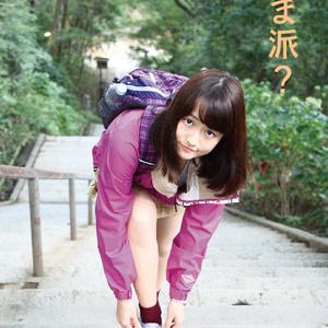東大美女図鑑 2015年11月期ポスター「やま派?」バージョン
