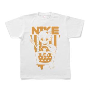 にけTシャツ オレンジ
