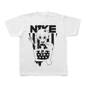 にけTシャツ ブラック