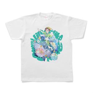 にけTシャツ サマー