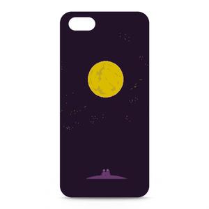 PixelArt-iPhone5ケースカバー「月夜」