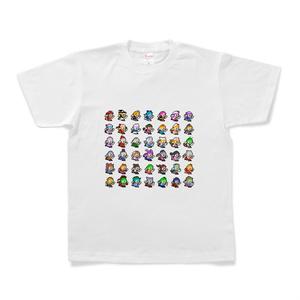 ロック東方Tシャツ
