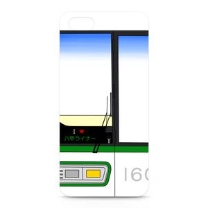 iPhoneケース - iPhone5(六甲ライナー)