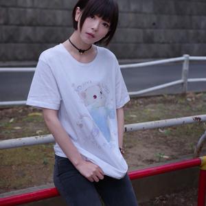 みけんねこTシャツ2017