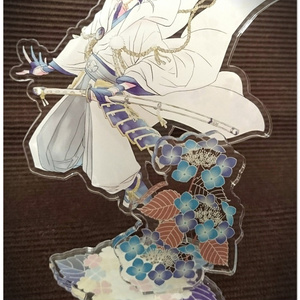 鶴丸国永+AJISAI アクリルフィギュア
