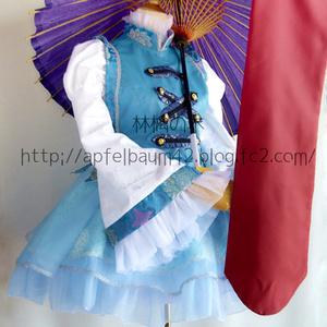 東方Project 多々良小傘 アレンジ コスプレ 衣装