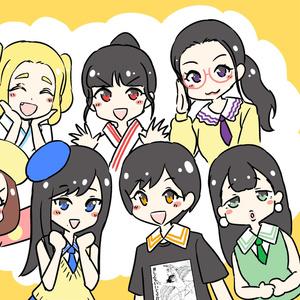 女神ドリーマーファンクラブ入会(2018年4月~2018年9月)