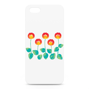Flowers [iPhoneケース]