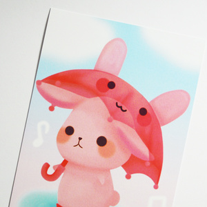 ポストカード01【傘】