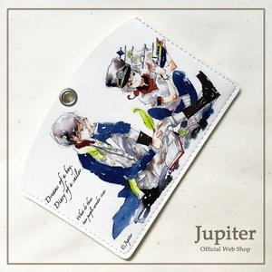 【合皮・パスケース】航海士の日記