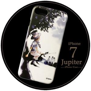 【iPhone7】ハードケース/夕月