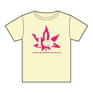 東方アレンジはじめて10周年けんこうてゐTシャツ 秋ver