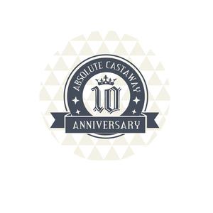 10th Anniversary 缶バッジストラップ